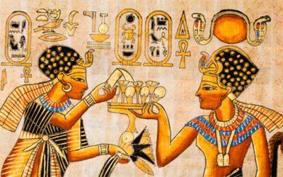 Lecture de vie en Égypte romaine